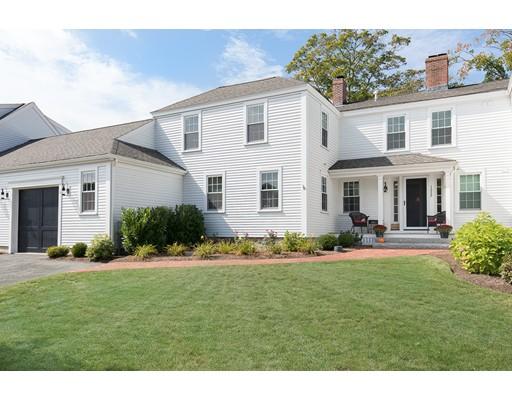 共管式独立产权公寓 为 销售 在 1222 Main Street 欣厄姆, 马萨诸塞州 02043 美国