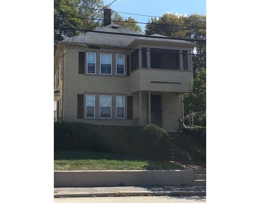 独户住宅 为 出租 在 61 Broad Street 韦茅斯, 马萨诸塞州 02189 美国