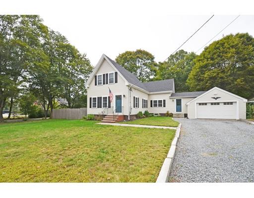 Casa Unifamiliar por un Venta en 799 Main Street 799 Main Street Hanson, Massachusetts 02341 Estados Unidos