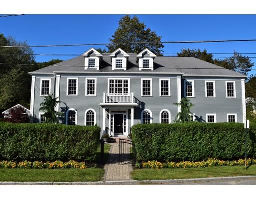 Частный односемейный дом для того Продажа на 30 Albamont Winchester, Массачусетс 01890 Соединенные Штаты
