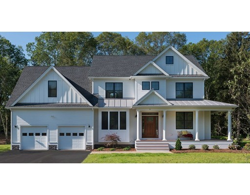 Single Family Home for Sale at Alexander Alexander South Kingstown, Rhode Island 02879 United States