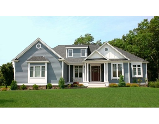 Casa Unifamiliar por un Venta en Alexander South Kingstown, Rhode Island 02879 Estados Unidos