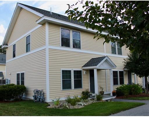 Condominio por un Venta en 6 Bates #C 6 Bates #C Devens, Massachusetts 01434 Estados Unidos
