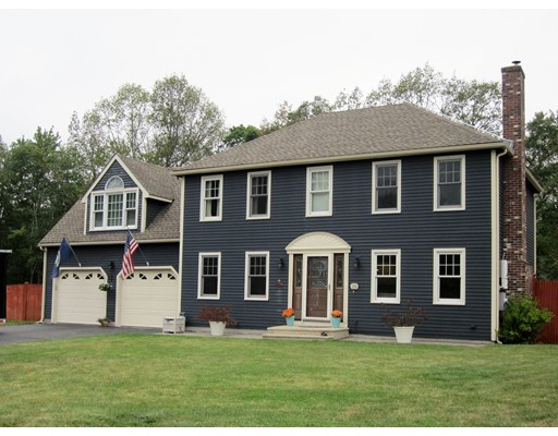 Single Family Home for Sale at 15 Danielle Drive Millbury, Massachusetts 01527 United States