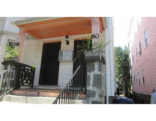 Single Family Home for Rent at 60 Copeland Street Boston, Massachusetts 02119 United States