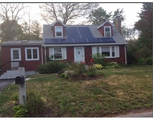 独户住宅 为 出租 在 162 5th 斯托顿, 马萨诸塞州 02072 美国