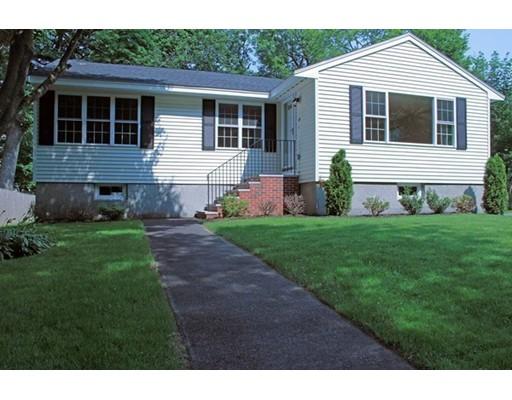Single Family Home for Rent at 30 Marshland Street Haverhill, Massachusetts 01830 United States