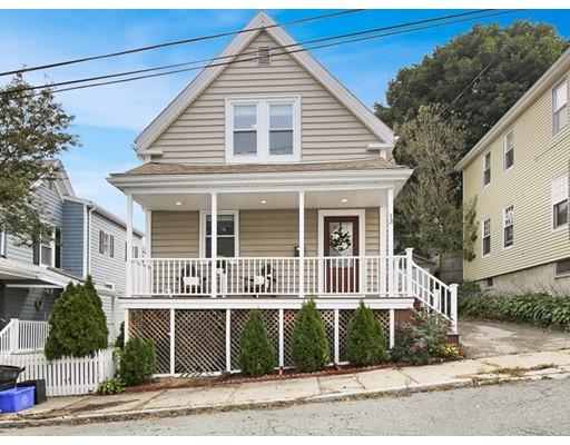 Single Family Home for Sale at 13 Jasper Street Beverly, Massachusetts 01915 United States