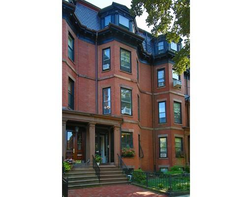 Maison avec plusieurs logements pour l Vente à 387 Beacon Street 387 Beacon Street Boston, Massachusetts 02116 États-Unis