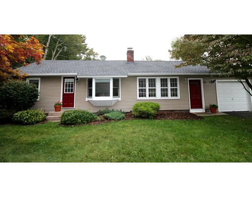 Single Family Home for Sale at 43 Carmody Road Hampden, Massachusetts 01036 United States