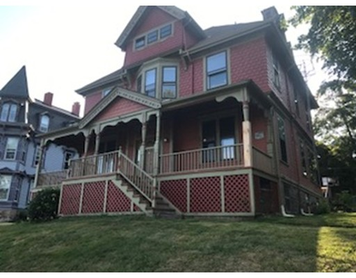 Multi-Family Home for Sale at 669 Rock Street Fall River, Massachusetts 02720 United States