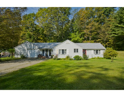 Single Family Home for Sale at 37 Old Westfield Road Granville, Massachusetts 01034 United States