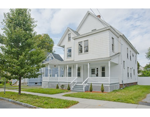 Single Family Home for Sale at 22 Madison Street Chicopee, Massachusetts 01020 United States