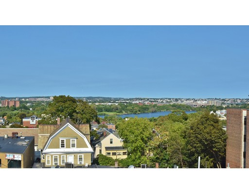 Condominium for Sale at 390 Broadway Somerville, Massachusetts 02145 United States