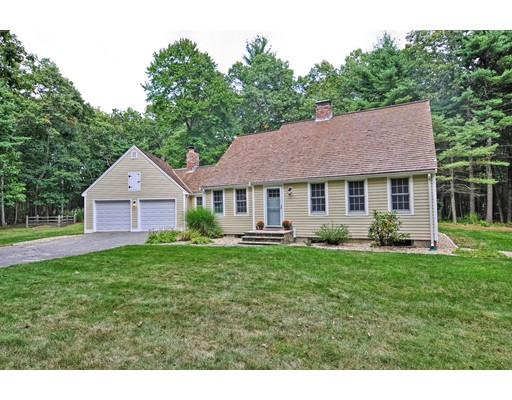 Single Family Home for Sale at 65 Page Brook Road 65 Page Brook Road Carlisle, Massachusetts 01741 United States