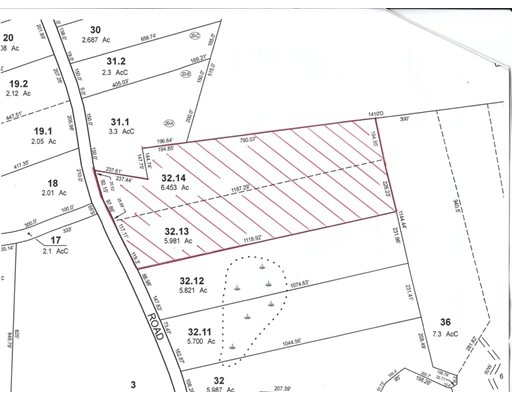 Land for Sale at Mcnerney Road Mcnerney Road Becket, Massachusetts 01223 United States