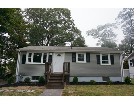 Single Family Home for Sale at 154 Brook St Ext Brockton, Massachusetts 02301 United States