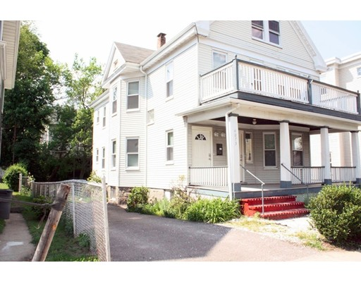 Multi-Family Home for Sale at 4073 Washington Street Boston, Massachusetts 02131 United States