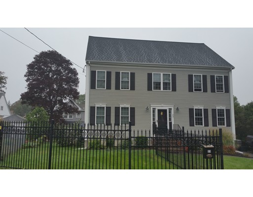 Single Family Home for Sale at 23 Gammon Street Brockton, Massachusetts 02301 United States