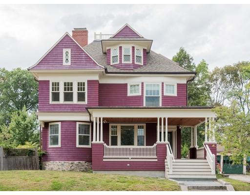 Einfamilienhaus für Verkauf beim 71 Montview Street Boston, Massachusetts 02132 Vereinigte Staaten