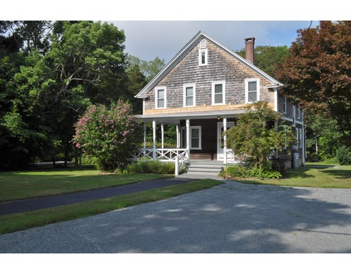 Single Family Home for Sale at 127 Touisset Road 127 Touisset Road Warren, Rhode Island 02885 United States
