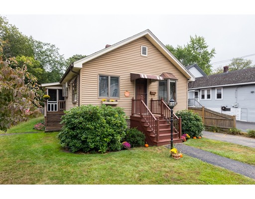 Single Family Home for Sale at 74 Bellevue Road Braintree, Massachusetts 02184 United States