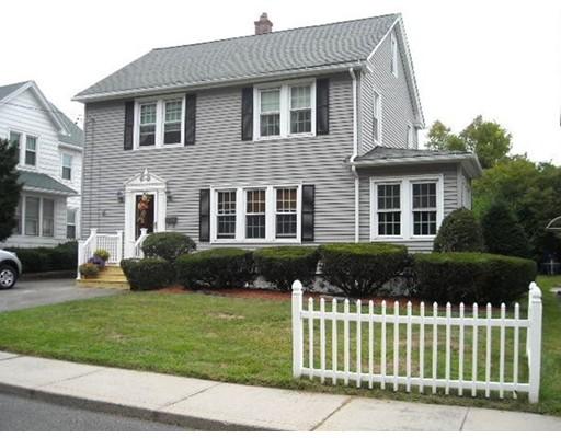 Single Family Home for Sale at 29 Dillon Avenue Holyoke, Massachusetts 01040 United States