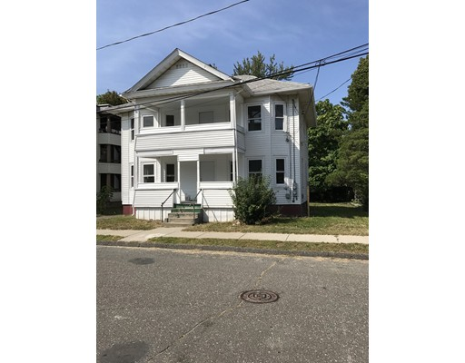 Casa Unifamiliar por un Alquiler en 2 Franklin Street Chicopee, Massachusetts 01013 Estados Unidos