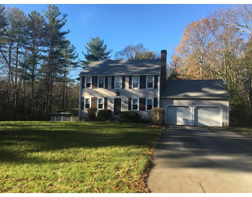 Single Family Home for Sale at 18 Downs Road 18 Downs Road Douglas, Massachusetts 01516 United States
