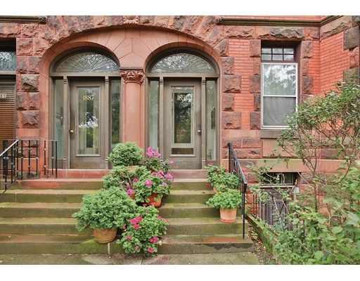 Condominium for Sale at 1891 Beacon Street Brookline, Massachusetts 02445 United States
