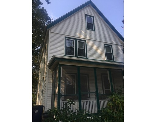 Single Family Home for Sale at 53 Rockland Street Boston, Massachusetts 02132 United States
