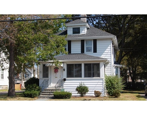 Single Family Home for Sale at 91 Franklin Street Braintree, Massachusetts 02184 United States