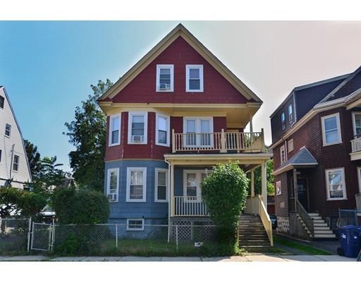 Multi-Family Home for Sale at 14 Larchmont Street Boston, Massachusetts 02124 United States
