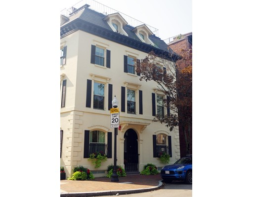 Single Family Home for Sale at 22 Montgomery Street Boston, Massachusetts 02116 United States