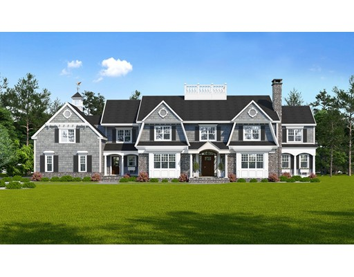Single Family Home for Sale at 2 Wilson's Way 2 Wilson's Way Dover, Massachusetts 02030 United States