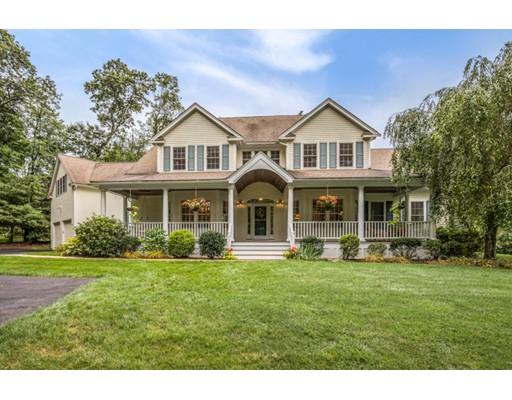 独户住宅 为 销售 在 5 Andrew Drive 5 Andrew Drive 阿克顿, 马萨诸塞州 01720 美国
