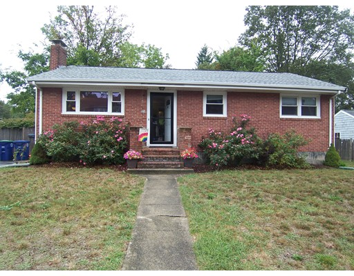 Single Family Home for Sale at 16 Nickerson Braintree, Massachusetts 02184 United States