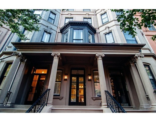 واحد منزل الأسرة للـ Rent في 5 Marlborough Street 5 Marlborough Street Boston, Massachusetts 02116 United States