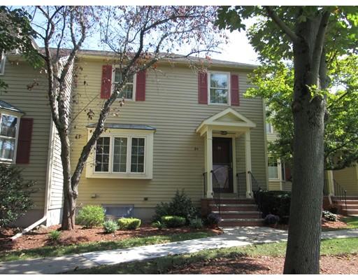 Condominium for Sale at 94 Village Post Danvers, Massachusetts 01923 United States