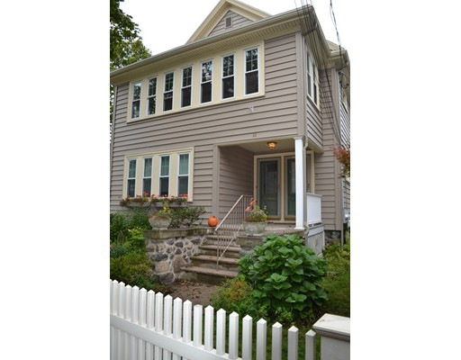 Single Family Home for Rent at 21 Perkins Street Peabody, Massachusetts 01960 United States