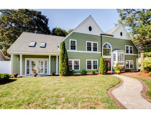 Einfamilienhaus für Verkauf beim 5 Antonellis Circle Newton, Massachusetts 02459 Vereinigte Staaten