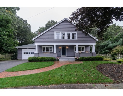 Single Family Home for Sale at 19 Ware Road Needham, Massachusetts 02492 United States