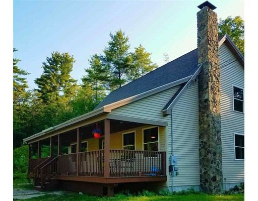 Single Family Home for Sale at 83 N Desmond Drive 83 N Desmond Drive Wakefield, New Hampshire 03830 United States