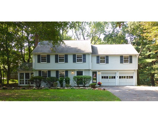 Single Family Home for Sale at 57 Madison Road Wellesley, Massachusetts 02481 United States