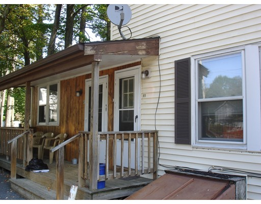 Single Family Home for Rent at 62 Main Street Pepperell, Massachusetts 01463 United States