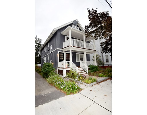 Condominium for Sale at 20 Norris Street Cambridge, Massachusetts 02140 United States