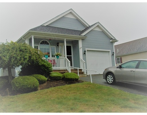 Single Family Home for Sale at 43 Rodeo Drive East Bridgewater, Massachusetts 02333 United States