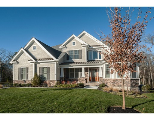 Single Family Home for Sale at 22 Orchard Drive Cohasset, Massachusetts 02025 United States