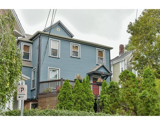 Single Family Home for Sale at 99 Forbes Street Boston, Massachusetts 02130 United States
