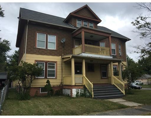 多户住宅 为 销售 在 658 Sumner Avenue Springfield, 马萨诸塞州 01108 美国